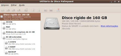 Instalação do ChromiumOS no Pendrive e no HD - www